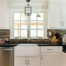 Traditional Kitchen by UltraCraft Cabinetry