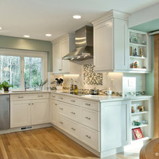 Transitional Kitchen by Divine Kitchens LLC