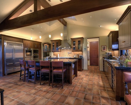 Spanish Tile Floor Ideas Pictures Remodel And Decor