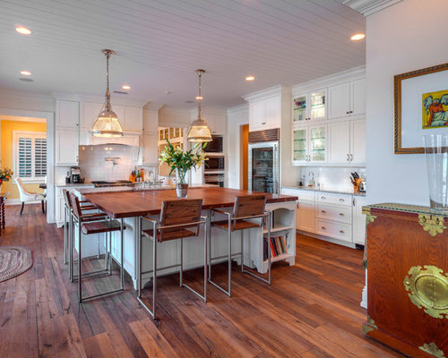 Beach Style Tampa Kitchen Design Ideas & Remodel Pictures | Houzz