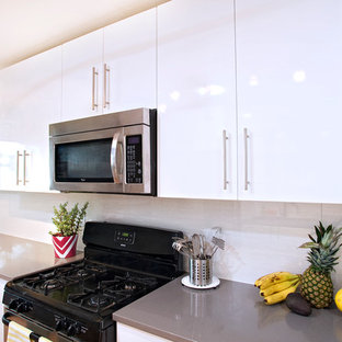 High Gloss Kitchen Cabinet | Houzz