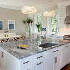 Contemporary Kitchen by Kitchens By Design