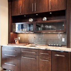 Contemporary Kitchen by Tracy Herbert Interiors, LLC