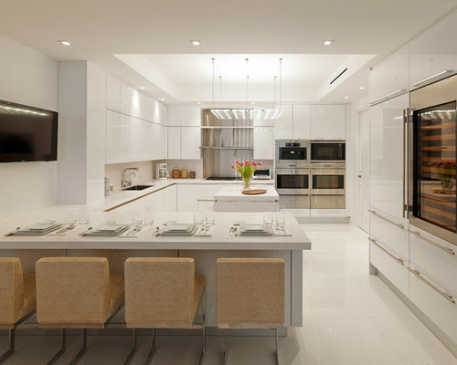 Beautiful modern kitchen designs the for Beautiful modern kitchen designs