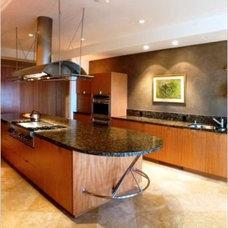 Contemporary Kitchen by Inhabiture Build + Design