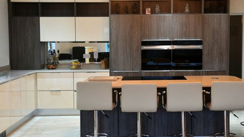 Contempory kitchen