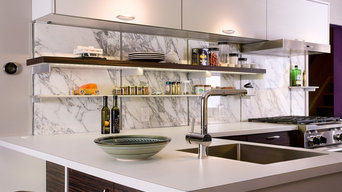 Contempory Kitchen/Mid-Century Home