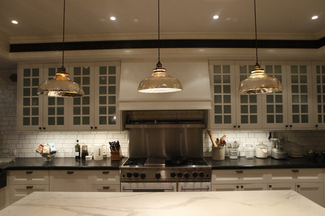 Traditional Kitchen by Control4