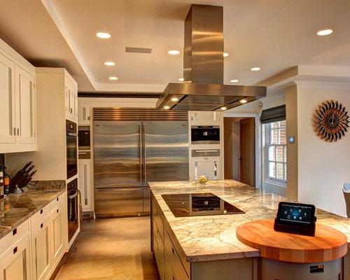 High tech kitchen houzz for High tech kitchen