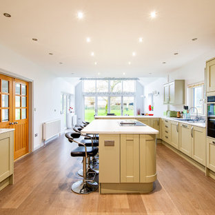 Farmhouse kitchen in Kent.