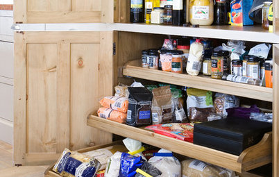Smooth Running: How to Keep the Pantry Organized