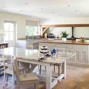 Converted Malthouse: artisan-built kitchen
