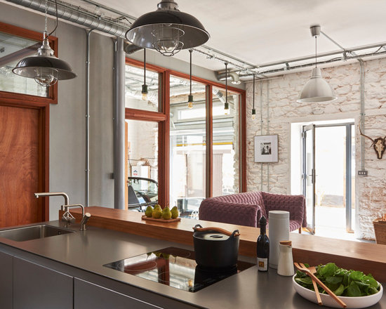 bulthaup b2 warehouse kitchen. Black Bedroom Furniture Sets. Home Design Ideas