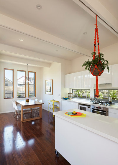 Contemporary Kitchen by Megowan Architectural