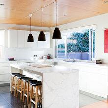 Staveros And Darym Mid Century Kitchen