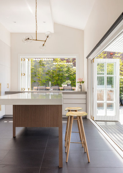 Contemporary Kitchen by The Designory