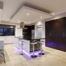 Contemporary Kitchen by The Design Mill