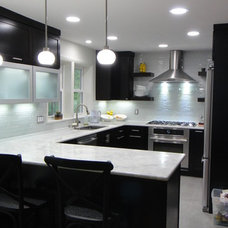Contemporary Kitchen by Cook Bros Design Build Remodeling