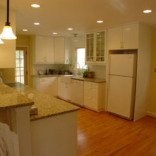 Traditional Kitchen by Cook Bros Design Build Remodeling