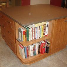 Craftsman Kitchen by West Side Lumber/ACE/Kitchen & Bath Design Center