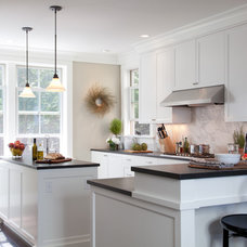 Eclectic Kitchen by Kate Jackson Design