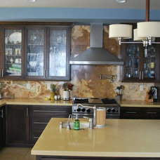Traditional Kitchen by Castle Rock Construction