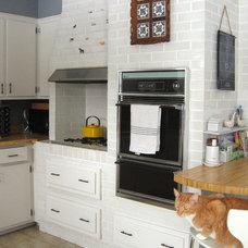 Modern Kitchen by Erin Lang Norris
