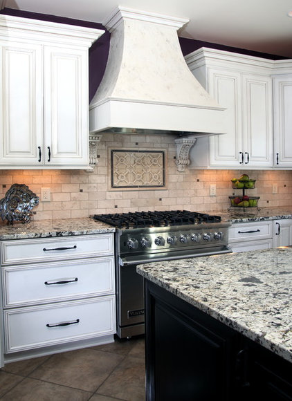 Traditional Kitchen by Connor Remodeling & Design, Inc.