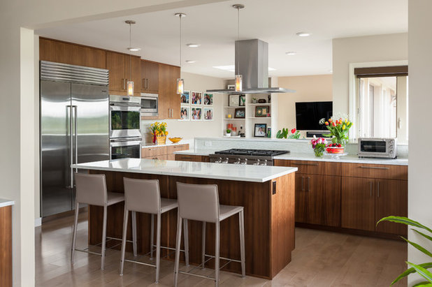 Contemporary Kitchen by Seriously Happy Homes