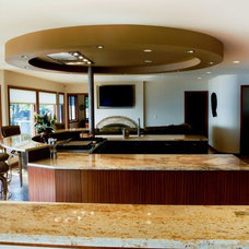 Contemporary Kitchen by Renewal Remodels and Additions