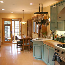Eclectic Kitchen by Designs for Living, Inc