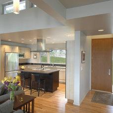 Modern Kitchen by Lane Williams Architects