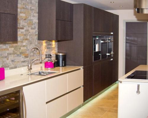 Ideas para cocinas fotos de cocinas con salpicadero con - Tamano azulejos cocina ...