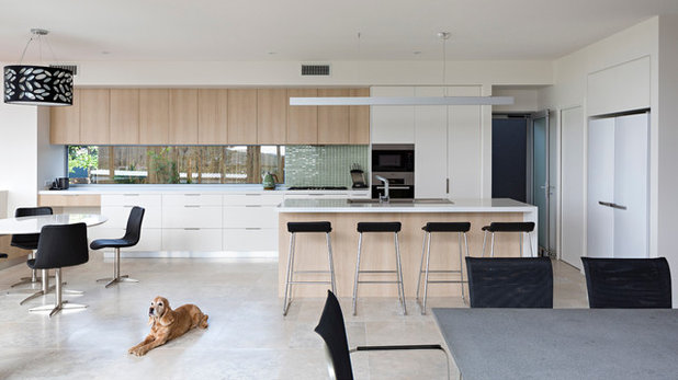 Contemporary Kitchen by Base Architecture