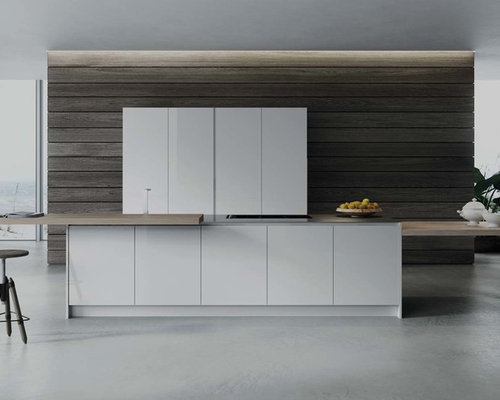 Modern italian kitchen home design ideas pictures remodel and decor - Italian kitchen cabinets manufacturers ...
