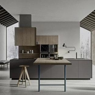 Luxury Modern Kitchen Houzz