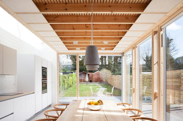 Scandinavian Kitchen by Stephen Kavanagh Architects