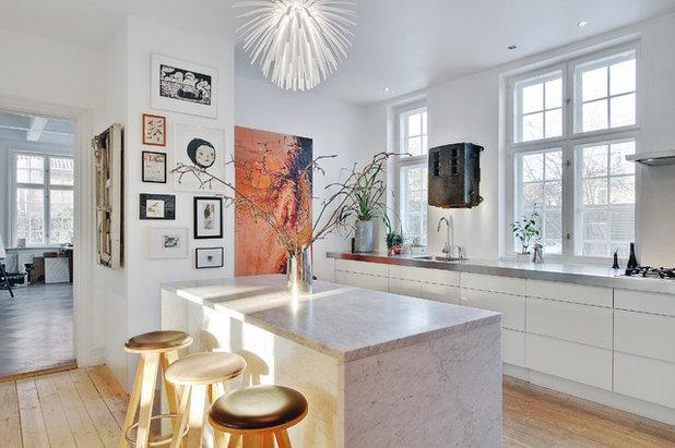 Contemporary Kök by mencke&vagnby
