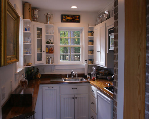 Tiny Kitchen Design Houzz