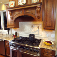 Traditional Kitchen by Kitchen Design Concepts
