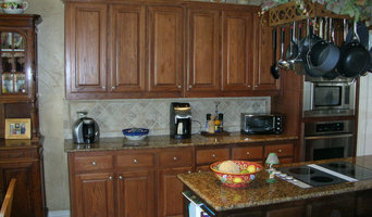 Coppell, TX Kitchen Cabinet Refinishing