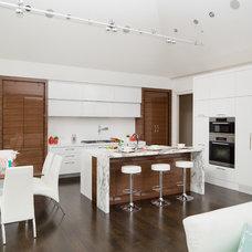 Contemporary Kitchen by David Small Designs