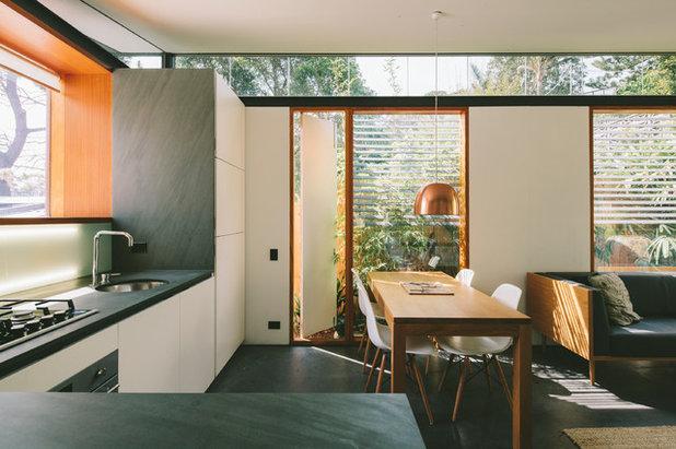 コンテンポラリー キッチン by Takt | Studio for Architecture