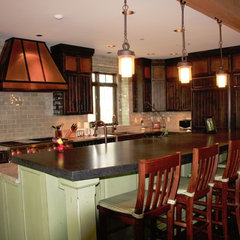 kitchen hoods and vents by Texas Lightsmith