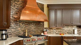 Copper Range Hood | Custom Copper