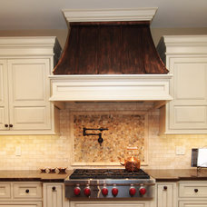 Traditional Kitchen by SE Interior Design, Inc