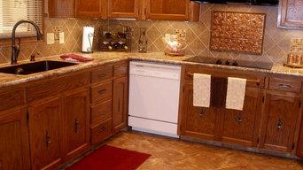 Coppery Kitchen