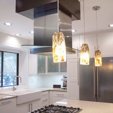 Contemporary Kitchen by designs by human.