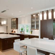 Contemporary Kitchen by Balli Interior Design