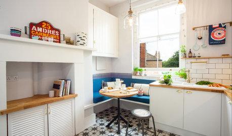 12 små kök med mycket förvaring och supersmart planering